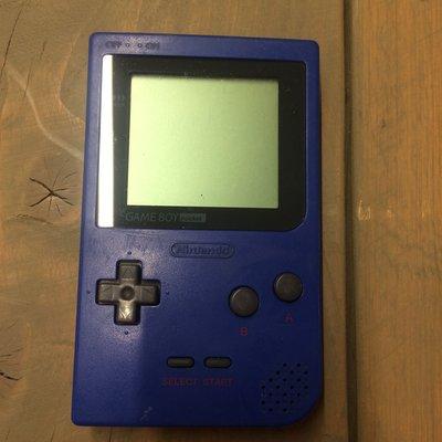 Gameboy Pocket Blue - Outlet