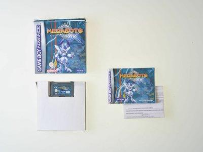Medabots Rokusho AX (Blue)