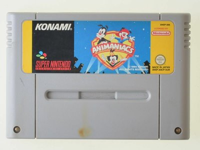 Animaniacs - Super Nintendo - Outlet