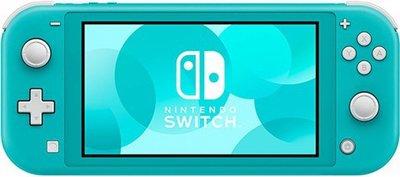 Nintendo Switch Lite Console Turkoois - 32GB