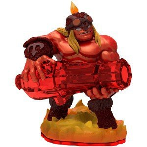 Skylanders Trap Team KABOOM