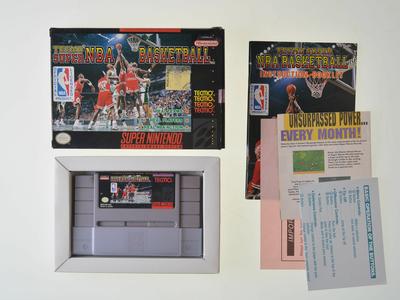 NBA Basketball [NTSC]
