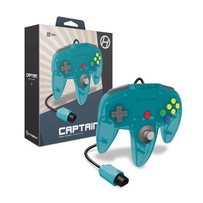 Premium Captain Nintendo 64 Controller - Hyperkin