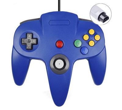New Nintendo 64 [N64] Controller Blue