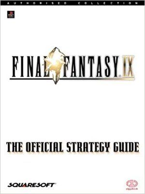 Final Fantasy IX The Official Strategy Guide