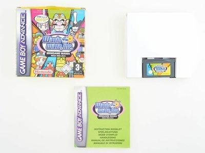 Wario Ware Inc. Minigame Mania