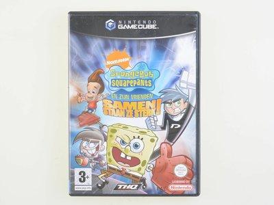 Spongebob Squarepants & Friends Unite