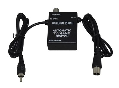Nieuwe Universal 3-in-1 RF-Switch