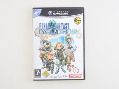 Final Fantasy: Crystal Chronicles - Duits