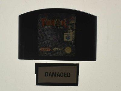 Turok 2 Seeds of Evil - Nintendo 64 - Outlet