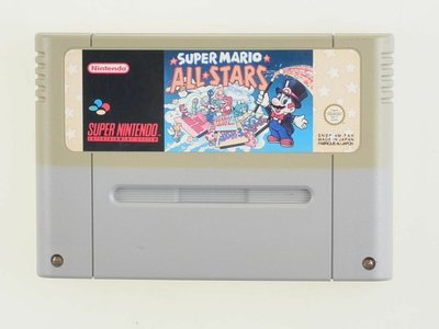 Super Mario All Stars - Outlet