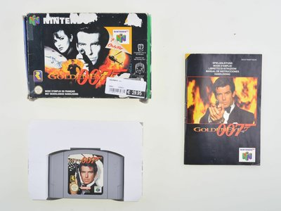007 Goldeneye - Nintendo 64 - Outlet