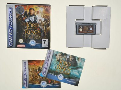The Lord of the Rings: The Return of the King (Complete)