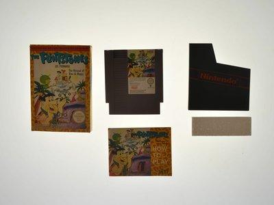 The Flintstones The Rescue Of Dino & Hoppy (Complet)