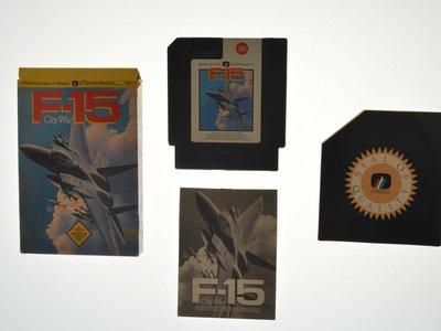 F-15 City War [NTSC] - Outlet