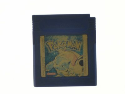 Pokemon Blue - Gameboy Classic - Outlet