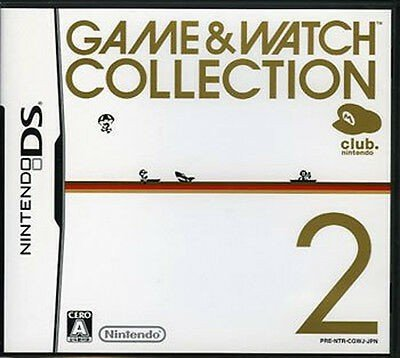 Game & Watch Collection 2 DS