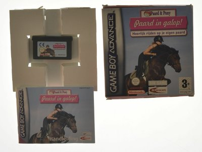 Paard & Pony Paard in galop! (Complete)