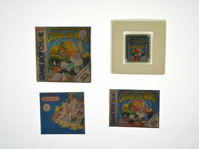 Looney Tunes Collector: Gevaar van Mars (Complete)