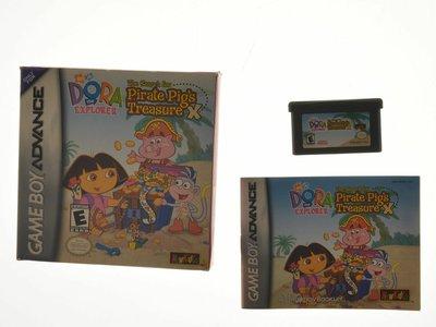 Dora: The Search for Private Pig's Treasure (Complete)