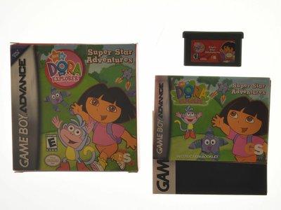 Dora the Explorer Super Star Adventures