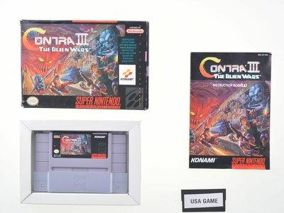 Contra 3 The Alien Wars [NTSC]