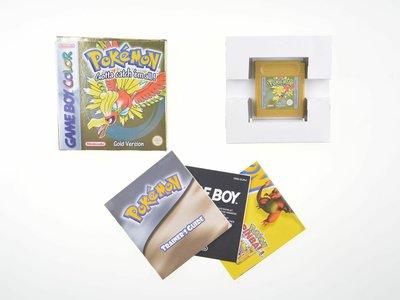 Pokemon Gold