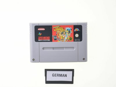 Incredible Crash Dummies (German)