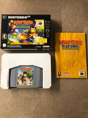 Diddy Kong Racing Complete