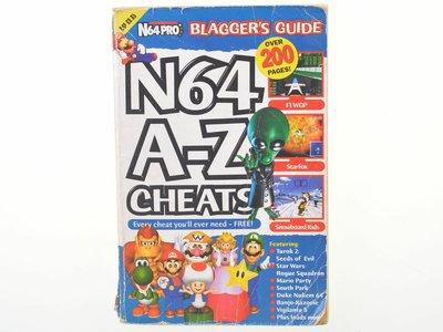 Blagger's Guide: N64 A - Z Cheats