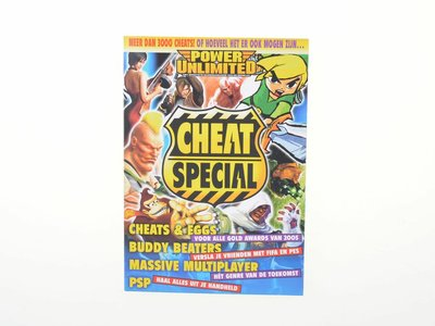 Power Unlimited: Cheat Special