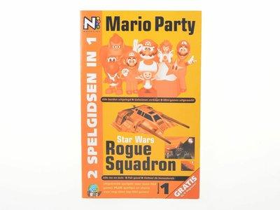 N64 Magazine: Mario Party - 2 spelgidsen in 1 vol. 1