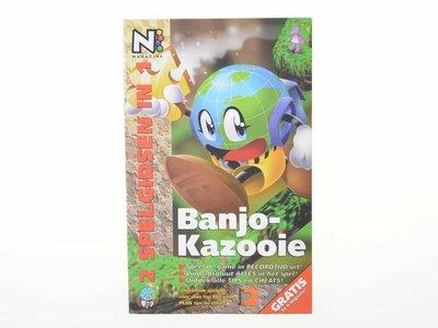 N64 Magazine: Banjo-Kazooie - 2 spelgidsen in 1 vol. 2
