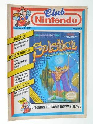 Club Nintendo Jaargang 3 - Uitgave 4