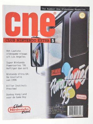 Club Nintendo Extra 5