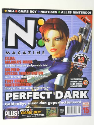 N64 Magazine - Perfect Dark