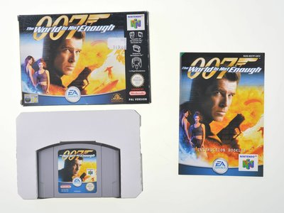 007 James Bond: The World is not Enough