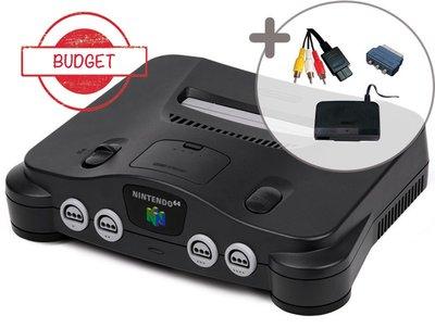 Nintendo 64 [N64] Console Budget