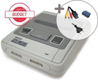 Super Nintendo [SNES] Console Budget