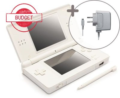 Nintendo DS Lite White (Budget)