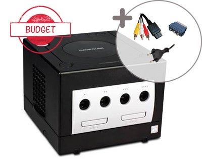 Nintendo Gamecube Console Black Budget