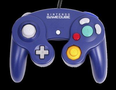 Originele Nintendo Gamecube [NGC] Controller Purple