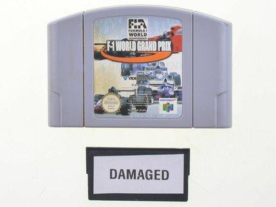 F-1 World Grand Prix 2 - Nintendo 64 - Outlet