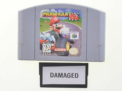 Mario Kart 64 - Outlet