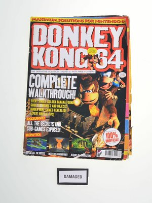 Donkey Kong 64 - [Outlet]