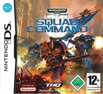 Warhammer 40.000 Squad Command