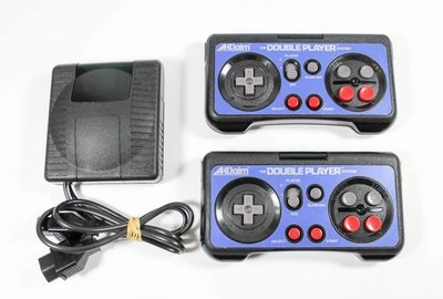 Acclaim Double Player Controllers & Receiver