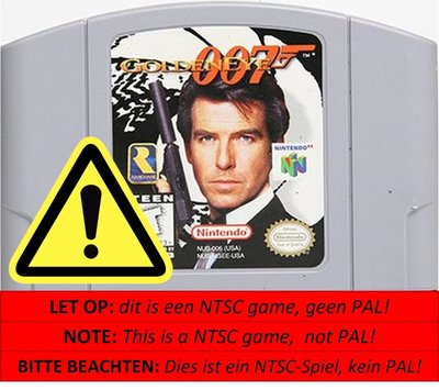 007 Goldeneye [NTSC]