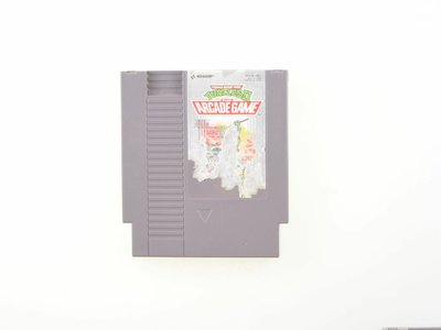 Turtles 2 The Arcade Game - Nintendo NES - Outlet