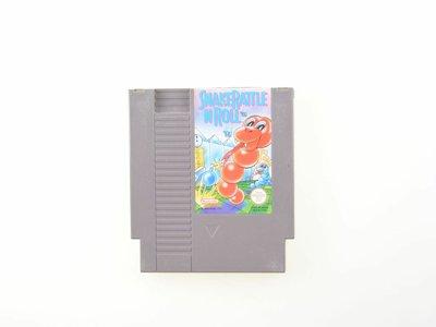 Snake Rattle N Roll - Nintendo NES - Outlet